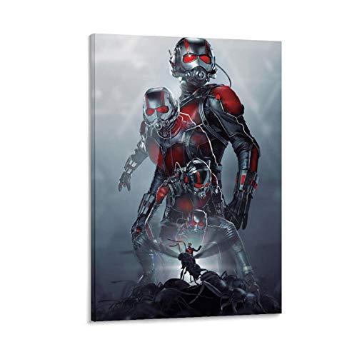 DRAGON VINES Super Power Ant-Man Impression sur toile 20 x 30 cm
