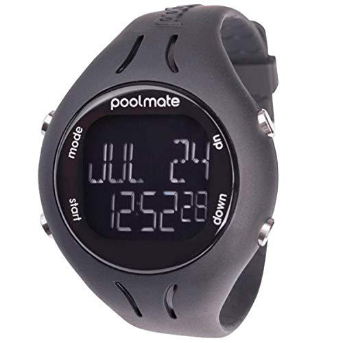 2016 Swimovate Piscinamate2 Swim Watch in Black