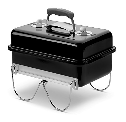 Weber Go-anywhere Portable BBQ, Black