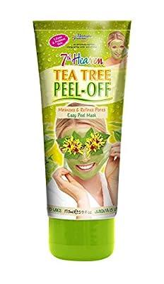 7th Heaven Tea Tree Peel Off Face Mask Tube