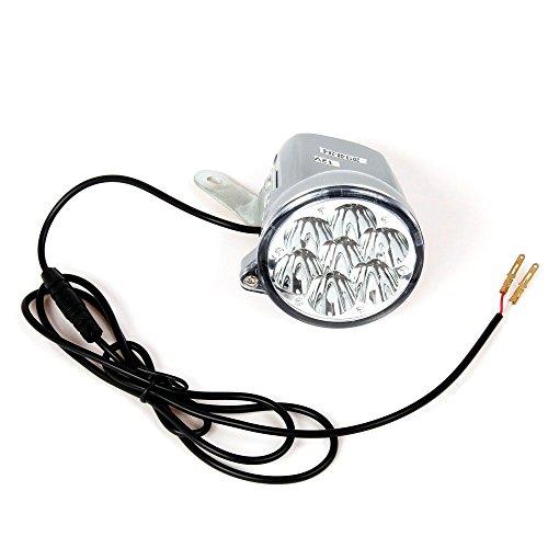 12V LED koplamp voor Mach1 elektrische E-scooter model 3 en model 5/licht lamp