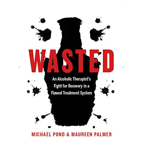 Wasted audiobook cover art