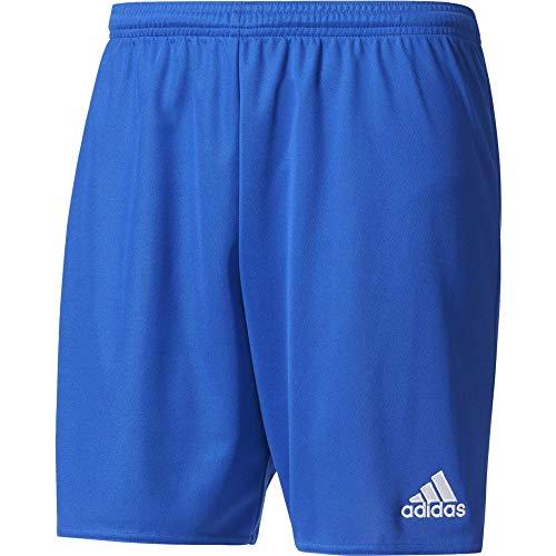 adidas Herren Shorts Mit Innenslip Parma 16, Blau/Weiß, M, AJ5888