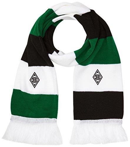 Unbekannt VFL Borussia Mönchengladbach Herren Borussia Mönchengladbach-Fohlenelf-Artikel-Balkenschal Classic-150 x 20 cm-Suggested Retail: Euro 17,99 Schal, Mehrfarbig