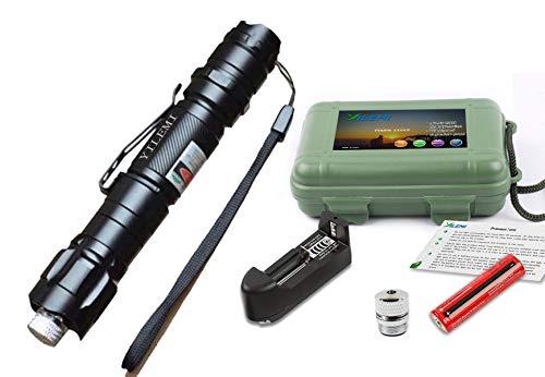Grünes Licht im Freien Indikator Stick mit 18650 Akkuladegerät