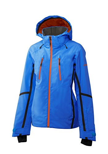 Phenix Damen Delta Jacket Skijacke, Blue, 36