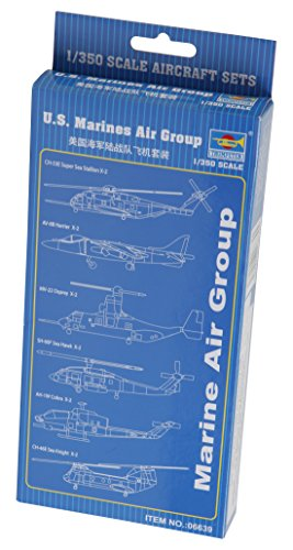 Trumpeter 06639 – Modèle Kit US Marines Air Group