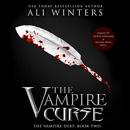 The Vampire Curse cover art