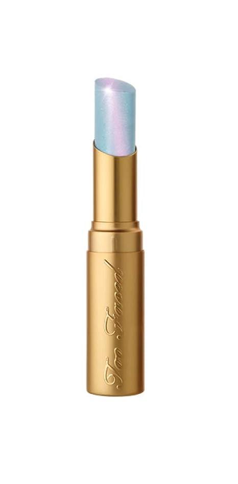 にはまって永続砲兵Too Faced La Creme Mystical Effects Lipstick in Unicorn Tears 0.11 OZ [並行輸入品]