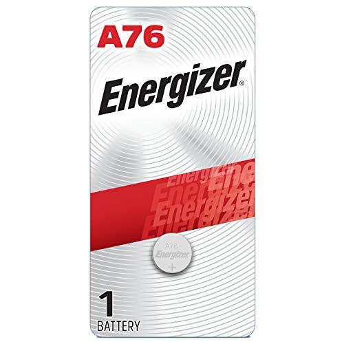 Energizer Watch Battery 1.5 Volt A76 1 Each