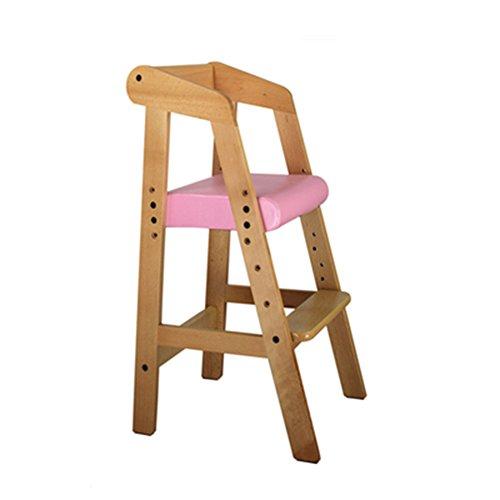 DY Barkruk Dongy rugleuning, stoel, junior student pose computer leren stoel hoogte voor 2-13 jaar oud instelbaar