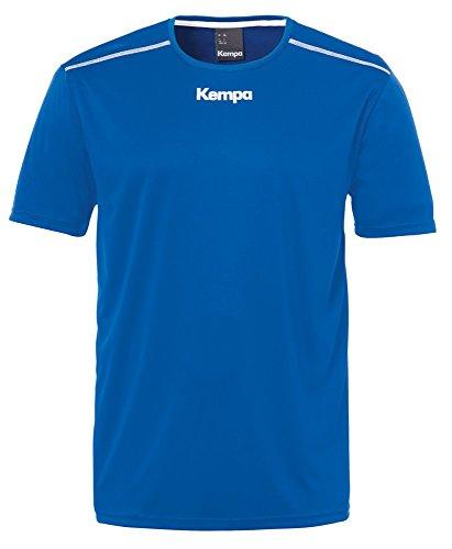 FanSport24 Kempa Handball Polyester Shirt Kurzarm Training Top Herren dunkelblau Größe S