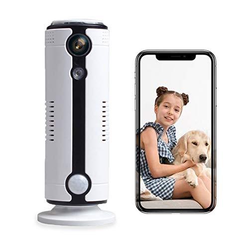 Cámara de vigilancia 3G WiFi, JH09 cámara IP WiFi inalámbrica HD, monitor de bebé para mascotas PjxerdQ con vigilancia de audio bidireccional, detección de movimiento, visión nocturna