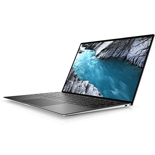 Dell XPS 13 9300, Silver, Intel Core i7-1065G7, 8GB RAM, 512GB SSD, 13.4' 1920x1200 WUXGA, EuroPC 1 YR WTY, French Keyboard + EuroPC Warranty Assist, (Renewed)