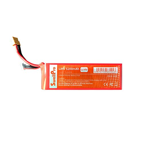 Swellpro 4S 5200mAh LiHV High Voltage Battery for SplashDrone 3/3+