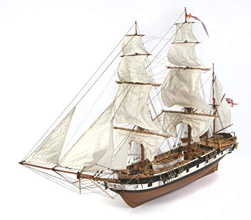 OCCRE Beagle 12005 Scale 1:60 Kit MODELLISMO L:720mm H:480mm W:230mm