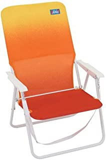 Rio Brands SC515-TS Aloha 1-Position Folding Chair