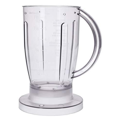 Mixbecher Schüssel Behälter Becher 1,5L für Küchenmaschine ORIGINAL Bosch Siemens 265404 00265404