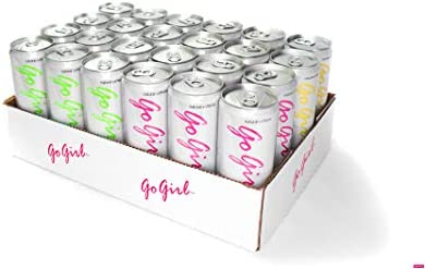 Go Girl Energy Drink Variety Pack 24Pack product image