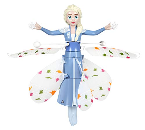 Disney Frozen Elsa Motion Sensing 7.5 Inch IR UFO Helicopter
