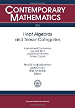 hopf algebras و tensor الفئات: International المؤتمرات يوليو 4–8, 2011، تيشيرت مطبوع عليه University of almeria ، almeria ، إسبانيا (معاصر والرياضيات)