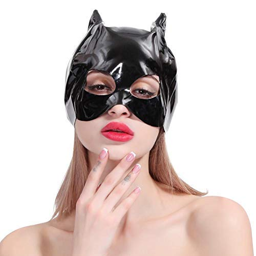 Heoolstranger Juego De Roles Máscara Catwoman Máscara