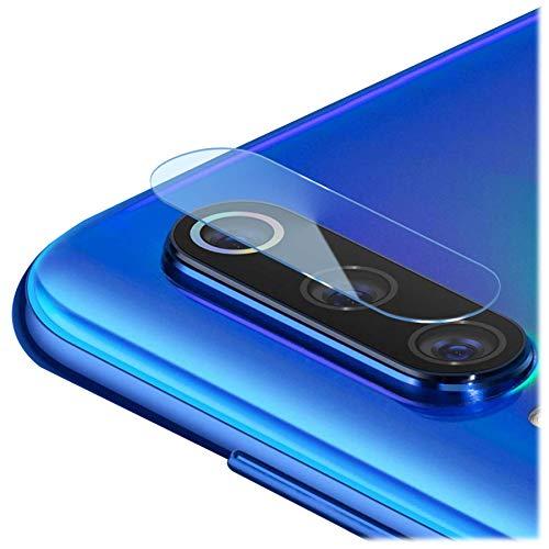 mtb more energy Cristal protector de pantalla de vidrio templado para Honor 8A, Huawei Y6S (6,09 pulgadas) – Protector de pantalla de cristal para la parte trasera de la cámara
