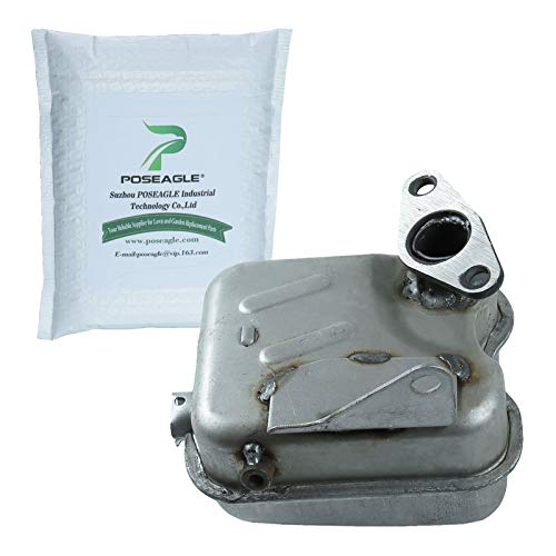 POSEAGLE 20A-30101-01 Muffler CP for Robin Subaru Specific EX17 Engines