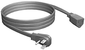 Stanley 31536 Grounded Heavy Duty Appliance Extension Cord 9-Feet Gray