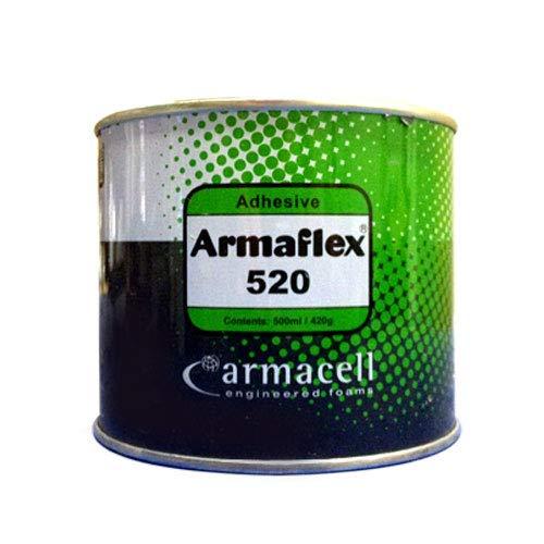Selbstklebend Armaflex 520 (0.5ltr) für Klasse O Blatt Armaflex Isolierung und Rohre, 500 ml Dose