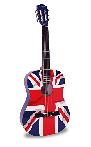 Martin Smith W-36-GB-PK - Guitarra clásica de 36 pulgadas: Amazon ...