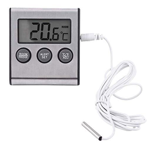 FENXIXI Camera Termometro - Allarme Temperatura Termometro Dough Termometro Termometro in Camera