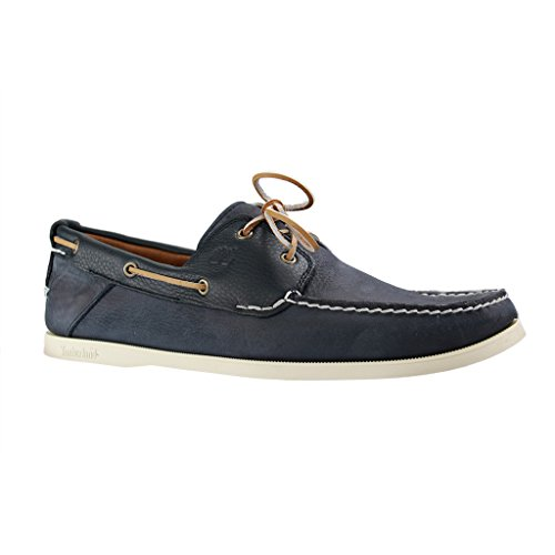 Timberland Timberland Earthkeepers Heritage 2-Eye Boat Dk.Brown + Navy 6365A Größe: 40