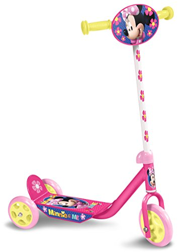 Stamp- Minnie 3R Patinete con 3 Ruedas, Color...