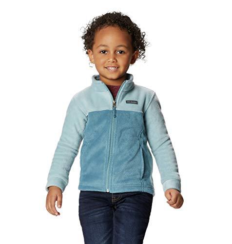 Columbia Steens Mountain II Fleece Jacket Veste Polaire, Héron Bleu/tempête, M Bébé Fille