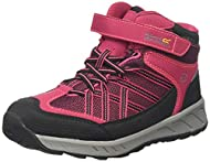 Isotex waterproof and breathable footwear - seam sealed with breathable internal membrane liner Hydropel water resistant technology PU nubuck and breathable mesh upper for lightweight protection Elasticated lacing system Hook and loop fastening