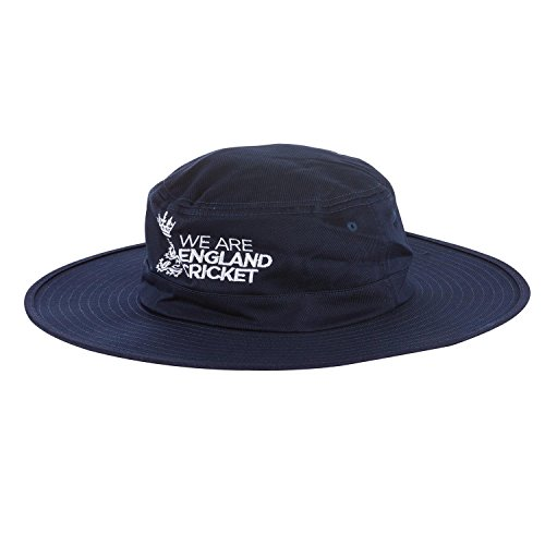 England Cricket Herren Supporters Classic Cricket Hat M Navy
