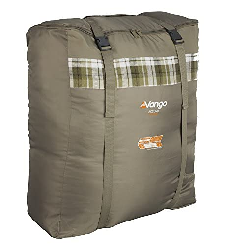 Vango Accord Sleeping Bag, Unisex Adulto, Nutmeg, Talla Única