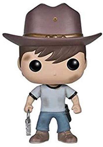 MEIQI Pop TV: The Walking Dead - Carl Grimes 3.9 Figura in vinile