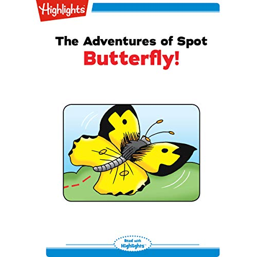 The Adventures of Spot: Butterfly Titelbild