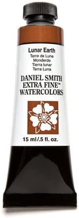 Daniel Smith Extra Fine Watercolor 15ml Paint, Lunar Earth