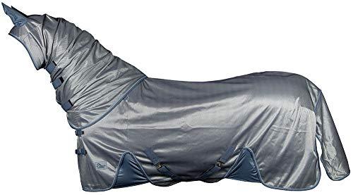 Harry\'s Horse Fliegendecke mesh Reflective mit seperatum Halsteil - Size 205