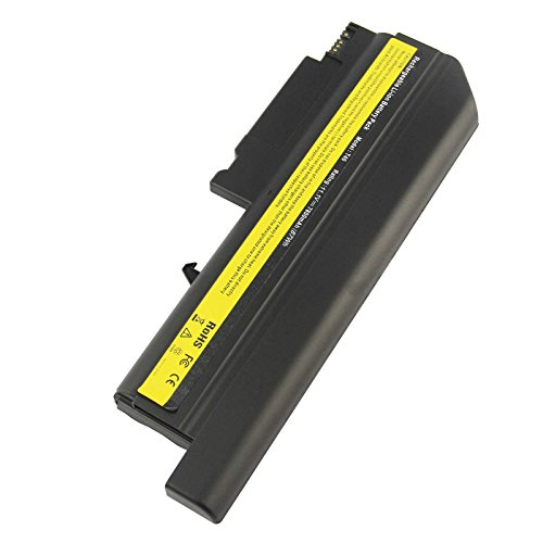 ASUNCELL 7800mAh 9 Cell Laptop-Batterie für IBM ThinkPad T40 T41 T42 T43 R50 R50E R50P R51 R51E R52 Series