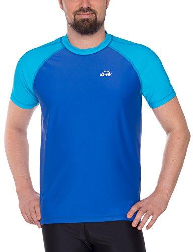UV 300 Shirt Loose Fit Dark-Blue XL (54)
