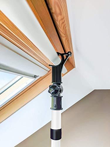 Designed for VELUX.Telescopic Window Pole Opener for Skylight Roof...