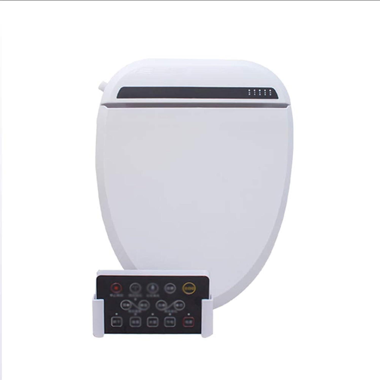 Intelligente Toilettensitzdeckel-Fernbedienung Sofortige Hitze, die trocknende Massage-elektrisches Bidet für Badezimmer wscht