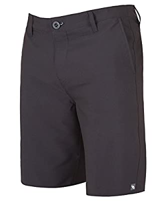 "Rip Curl Men's Mirage Boardwalk 21"" Hybrid Shorts, Black 4k, 36 from Rip Curl"