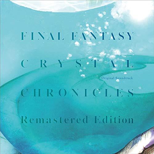 【初回製造分】 ファイナルファンタジー・クリスタルクロニクル リマスター オリジナル・サウンドトラック (特典ディスク封入)