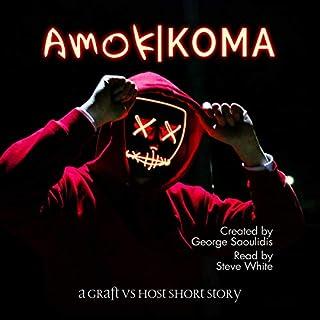 AMOK|KOMA audiobook cover art