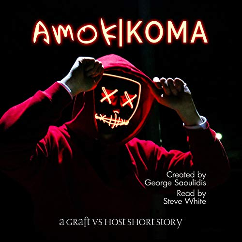 AMOK|KOMA cover art